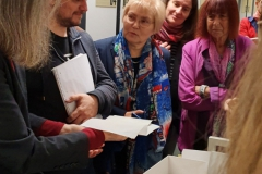 17-Russian-Art-and-Culture-Group-workshop-VII-2019-09-20-visit-archive-Forschungsstelle-Osteuropa