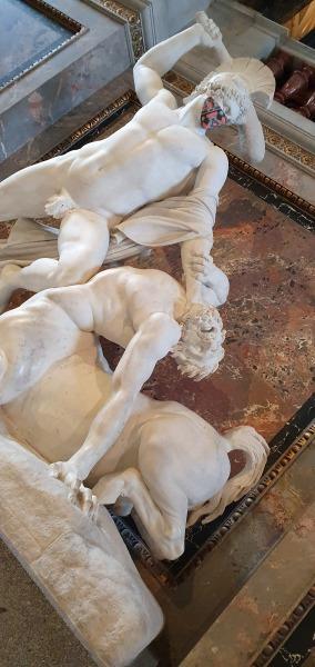 Vienna KHM statue