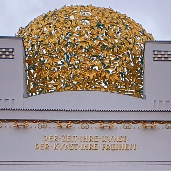 Vienna Secession dome