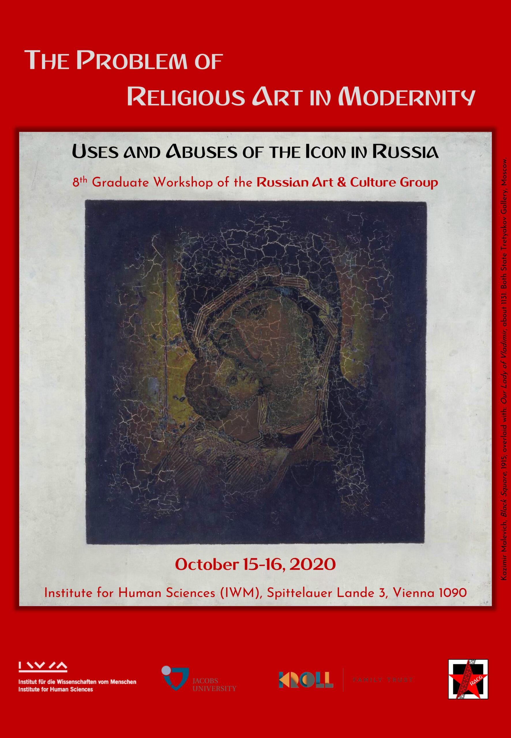 Workshop Poster Revealed